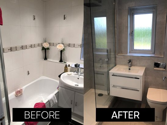 before and after bathroom 4